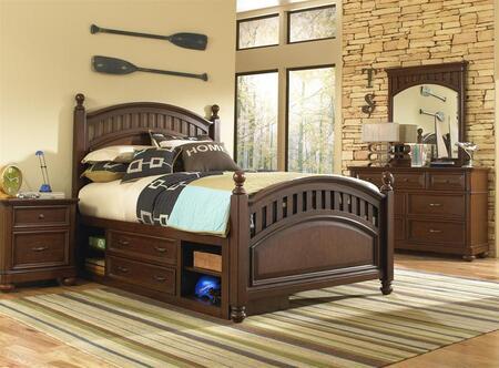 Samuel Lawrence 84686323301SETA Expedition Full Bedroom Sets