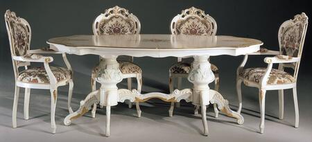 VIG Furniture VGFMREGINADT27PCSET Regina Dining Room Tables