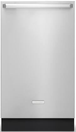 """Electrolux EIDW1805KS 18"""" IQ-Touch Series Built In Fully Integrated Dishwasher"""