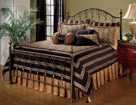 Hillsdale Furniture 1332BFR Huntley Series  Full Size Poster Bed