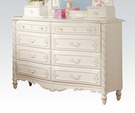 Acme Furniture 01020 Pearl Series Wood Dresser