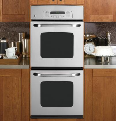 GE JKP55SPSS Double Wall Oven