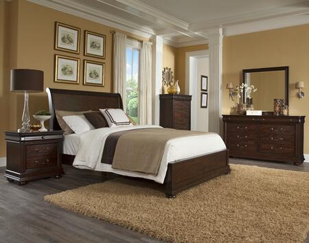 Klaussner 398CKSBDMNC Parkview California King Bedroom Sets