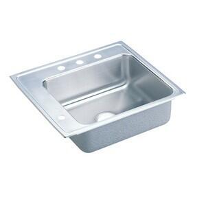 Elkay DRKADQ222045L2  Sink