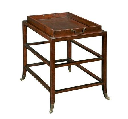 Broyhill 8053007 Antiquity Series Traditional Square End Table |Appliances Connection