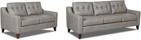 Klaussner LT31600KL2PCSTLKIT1P Audrina Living Room Sets