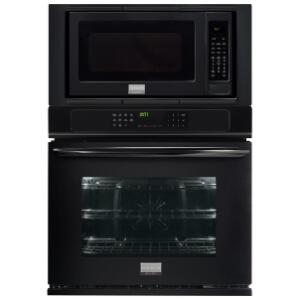 "Frigidaire FGMC3065Px Gallery 30"" Microwave Combination Oven, with True Convection System, Express-Select Controls, 16"" Turntable, 2 Heavy Duty Oven Racks and 10 Power Levels in"