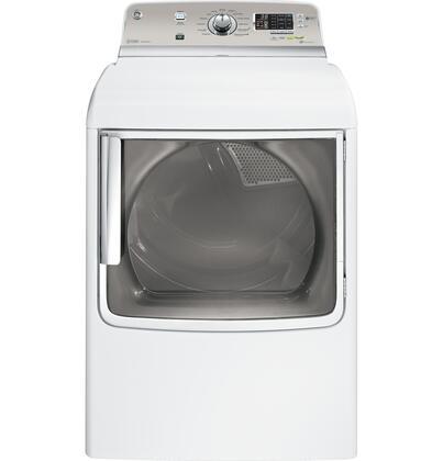 """GE GTDS820GDWS 28"""" Gas Dryer"""