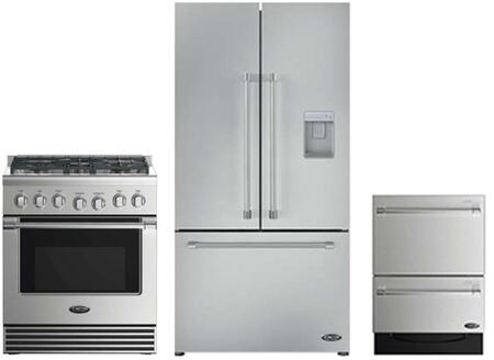 DCS 736372 Kitchen Appliance Packages