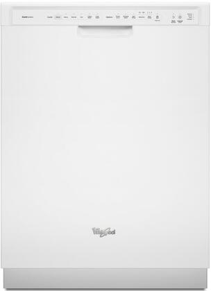 Whirlpool WDF775SAYW Gold Series Built-In Full Console Dishwasher