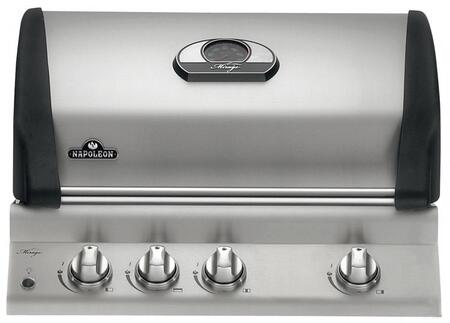 Napoleon BIM485RBPSS1 Built In Grill, in Stainless Steel