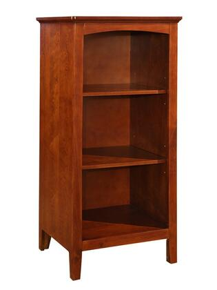 Powell 360250Parker Series  Bookcase