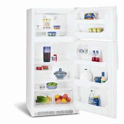 Crosley CRTE184HJW  Refrigerator with 18.2 cu. ft. Capacity in White