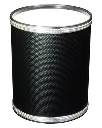 Redmon 1391X Budget Series Vinyl Round Wastebasket in
