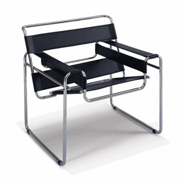 Fine Mod Imports FMI2121 Designer Modern Strap Chair: