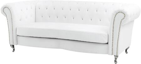 Glory Furniture G757S  Stationary Faux Leather Sofa