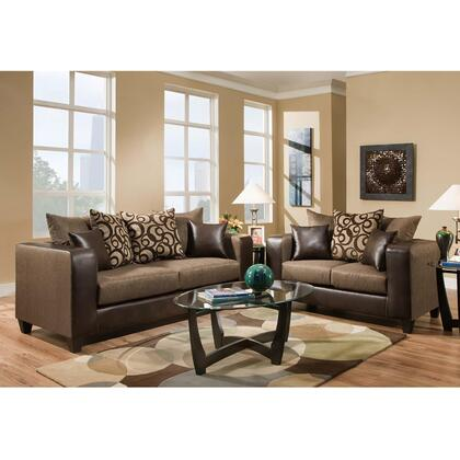 Flash Furniture RS-4120-0XLS-SET-GG Riverstone Chenille Living Room Set