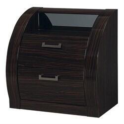 Global Furniture USA MADISONNS Madison Series  Wood Night Stand