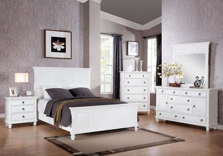 Acme Furniture 22420Q5PC Merivale Queen Bedroom Sets