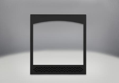"Napoleon 30F Decorative Front for 30"" Fireplace: X Design"
