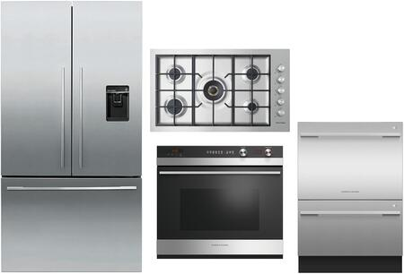 Fisher Paykel 736477 Kitchen Appliance Packages