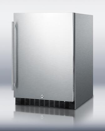 Summit SPR626OSCSS Freestanding Beverage Center Outdoor Refrigerator