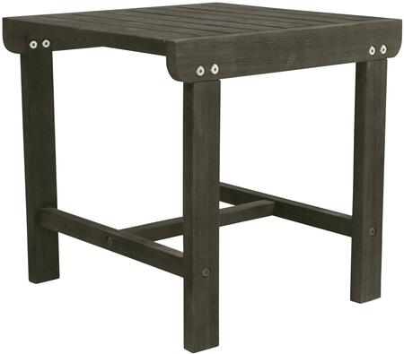 Vifah Renaissance Patio Side Table