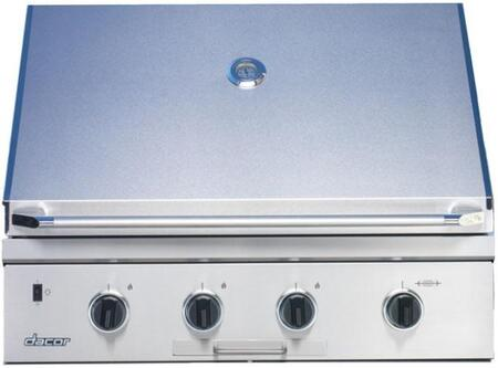Dacor OB36LP Built-In Liquid Propane Grill