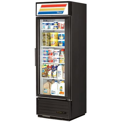 True GDM-19T-L Refrigerator Merchandiser with 19 Cu. Ft. Capacity, All White LED Lighting,and Thermal Insulated Glass Swing-Doors