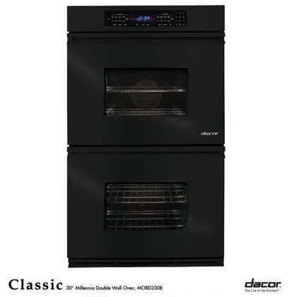 """Dacor MORD230B 30"""" Double Wall Oven"""