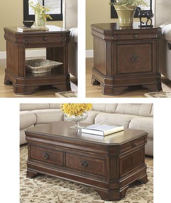 Signature Design by Ashley T677CEME Hamlyn Living Room Table
