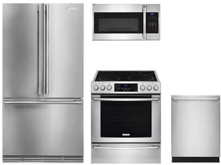 Electrolux Icon 743950 Professional Kitchen Appliance Packag