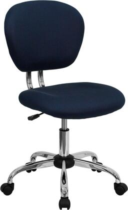 "Flash Furniture H2376FNAVYGG 23.5"" Adjustable Contemporary Office Chair"