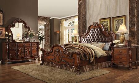 Acme Furniture 23134CKDM2N Dresden California King Bedroom S