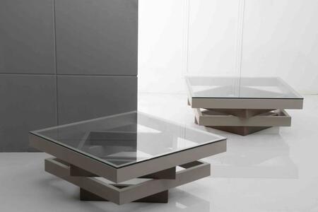 VIG Furniture VGGU842CT Matte Modern Table