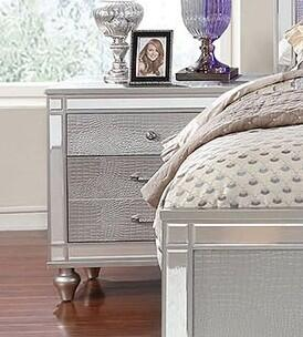 Furniture of America Brachium Nightstand