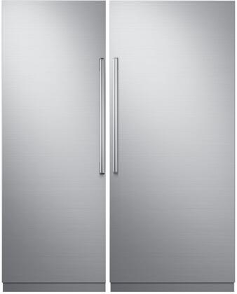 Dacor 868191 Modernist Side-By-Side Refrigerators