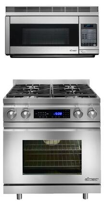 Dacor 655548 Distinctive Kitchen Appliance Packages