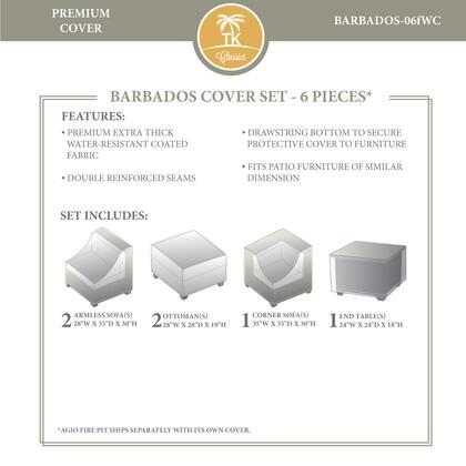 BARBADOS 06fWC