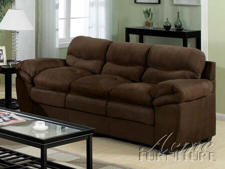 Acme Furniture 15145 Standford Series  Microfiber Sofa