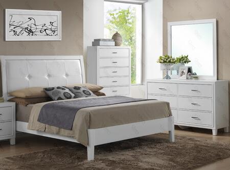 Glory Furniture G1275AQBDM G1275 Queen Bedroom Sets