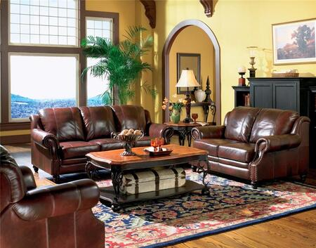 Coaster 500661SET Princeton Living Room Sets