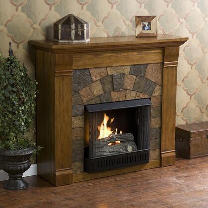 Southern Enterprises FA9282G Elkmont Series  Gel Fuel Fireplace |Appliances Connection