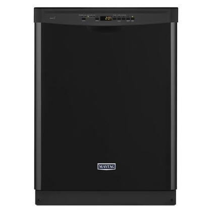 "Maytag MDB4949SDE 24"" Built In Full Console Dishwasher with 13 Place Settings Place Settingin Black"