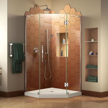 DreamLine Prism Plus Shower Enclosure RS18 22P 23D 22P 01 B E