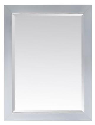 Avanity MODEROM28WT Modero Series Rectangular Portrait Bathroom Mirror