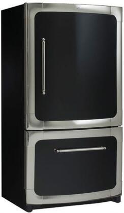 Heartland 301500L0100 Classic Series Bottom Freezer Refrigerator with 18.5 cu. ft. Total Capacity 5.6 cu. ft. Freezer Capacity 4 Glass Shelves