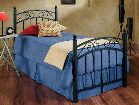 Hillsdale Furniture 224BTW Willow Series  Twin Size Poster Bed
