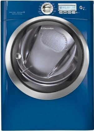 Electrolux EWMGD70J 8.0 cu. ft. Capacity Gas Front Load Dryer with Wave-Touch Controls Featuring Perfect Steam, Luxury-Dry System and LED Theater Interior Lighting and in