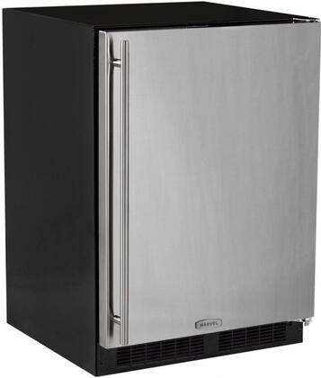"""Marvel ML24RIP4RP 24""""  Compact Refrigerator with 4.9 cu.ft. Capacity in Panel Ready"""